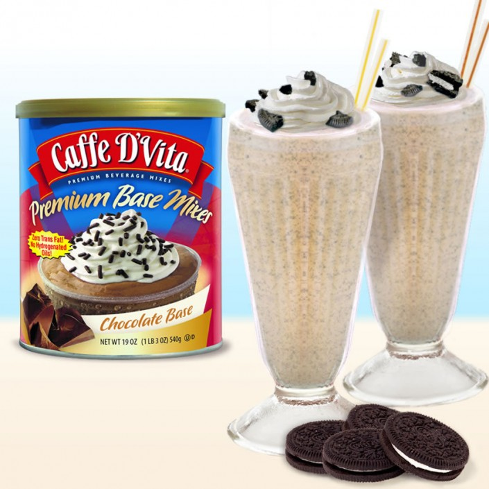 Cookies 'n Cream Smoothie