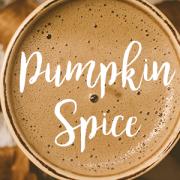 pumpkin spice, cappuccino